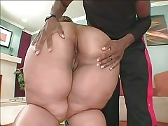 Bubble Butt free clips - fat ass white girls